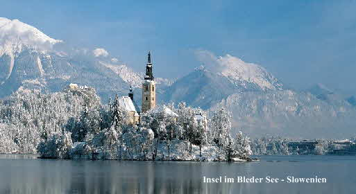 Bled im Winter